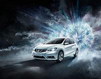 Nissan Pulsar 2014 - Print Campaign