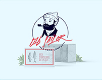 Old Sailor Packaging