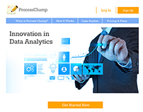 ProcessChamp Website Design