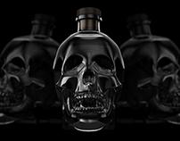 Crystal Head Vodka CGi
