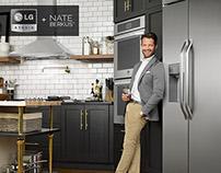 Nate Berkus for LG