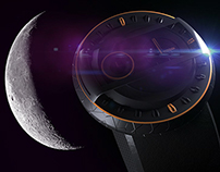 Halbmond Black Watch
