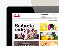 Tuli webpage