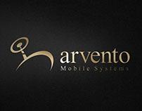 Arvento Logo Kurumsal Kimlik Çalışması