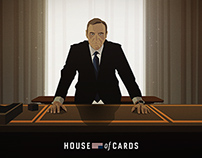 House of Cards - Opening titles