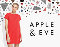 Holiday Campaign 2018 : Apple & Eve