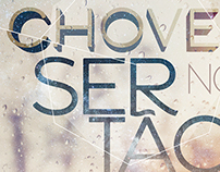 Album cover - Chover no sertão
