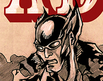 Wolverine Steampunk-d