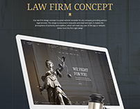 Legal Advice Office Website Design by Mobilunity