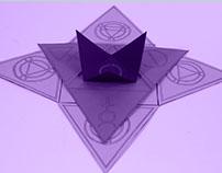 Purple Apex Alchemy | Artist Book