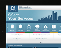 CitizenInsight iPad App