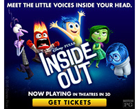 Inside Out Key Art Banners