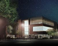 Hayward Library & Community Learning Center