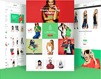 MyShop Shopify Website Theme for E-Stores