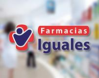 Farmacias Iguales / IMAGEN CORPORATIVA
