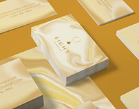 Eight Jewelry - Brand Identity