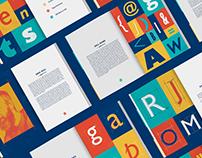 Gill Sans - Typebook
