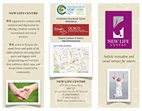 New Life Brochure - Seniors Centre