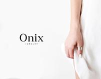 Onix jewelry