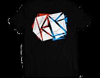 """Kris Sosa """"Triangle"""" Tshirt"""