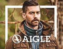 AIGLE - Luxury brand