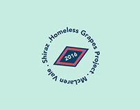 Homeless Grapes Project 2016