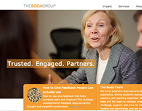 The Boda Group website