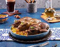 Shashlik Food Photography