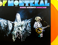 """OF MONTREAL """"Snare Lustrous Doomings"""""""