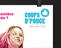 AQUTAINE ACTION - COUPS D'POUCE