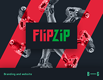 FlipZip: Electric tools spare parts store