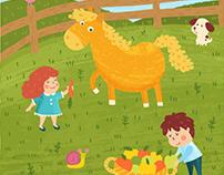 Equestrian horse club