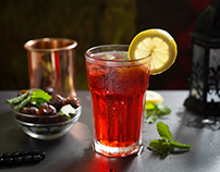 Rooh Afza Shoot Personal Project
