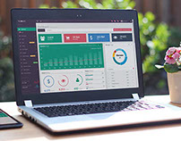 25 Best Responsive Admin Template with AngularJS