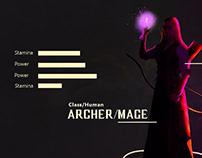 Character-Scene