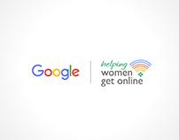Google - HWGO (Helping Women Get online)