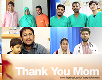 MOTHERS DAY for Dr. Ziauddin Hospital