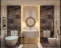 Bathroom - Naxos/Absolute (IT)