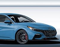 2020 Hyundai Elantra N