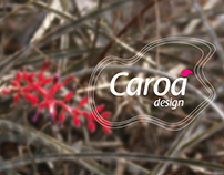 Caroá Branding (name and logo)