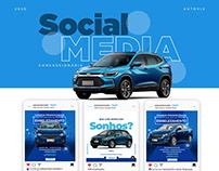 Social Media - Concessionária