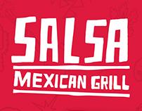 Salsa (Mexican Grill) Menu