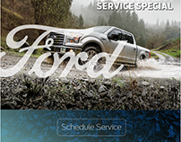Ford OEM Email Designs