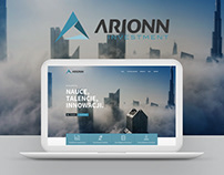 Arionn Investment | Website