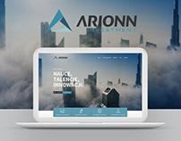Arionn Investment | Website