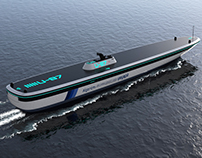 Algoritmi USV Cargo Concept Vision