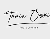 Логотип фотографа | photographer logo
