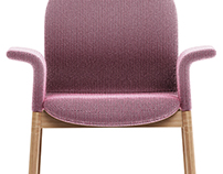 BAMBOSH armchair
