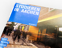Relaunch »Studieren in Aachen«