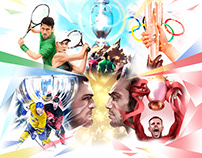Sport events in arts 2020